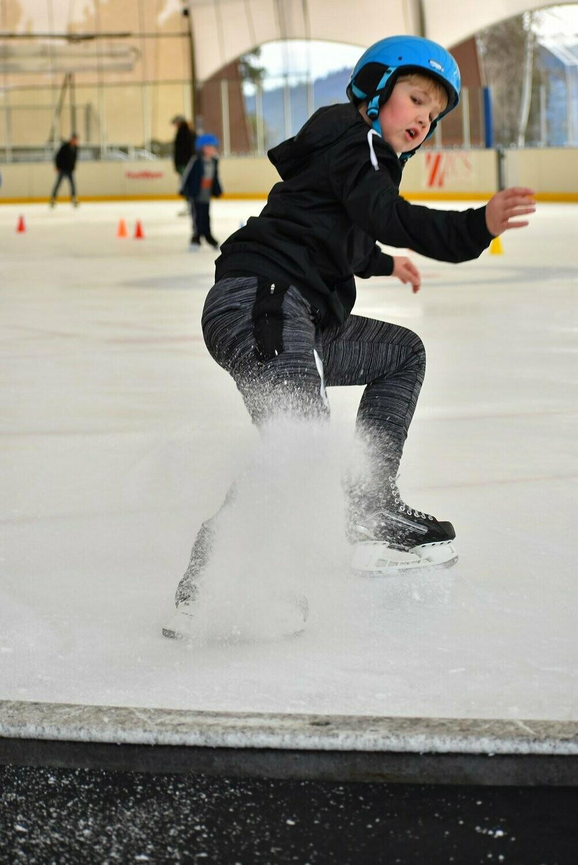 February 26 7:30-9pm Open Skate