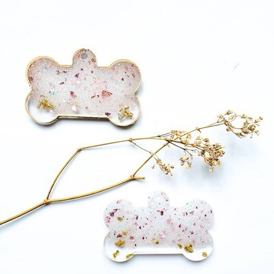 Fairy Dust Pet ID Tag