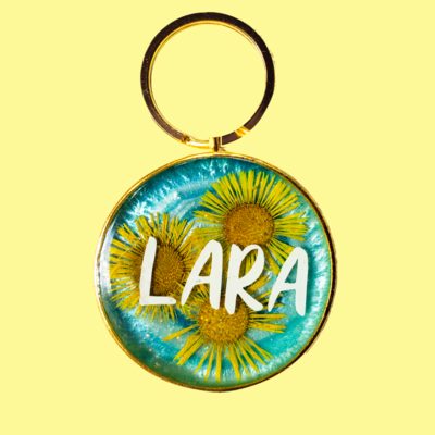 Little Sunshine Metal Pet ID Tag