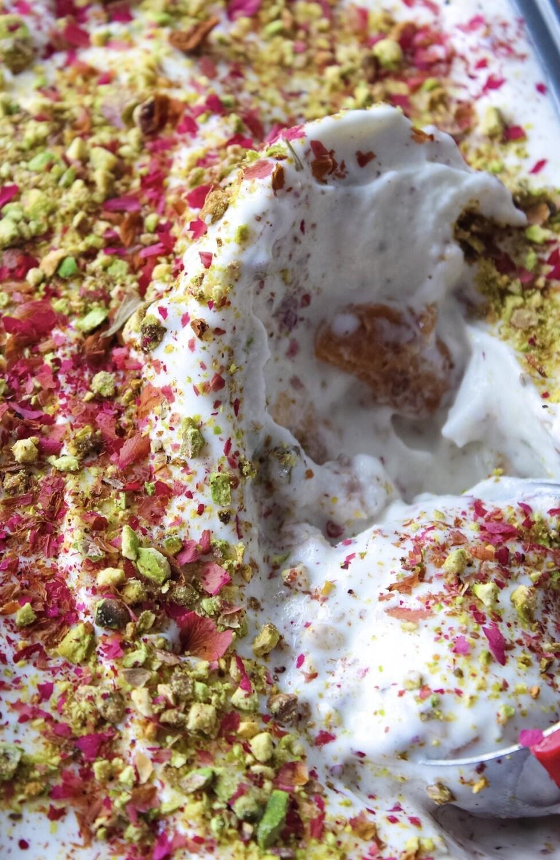 Crème glacée Baklava- 500ml