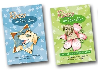 SPECIAL OFFER - BOOK DEAL - ROCCO 1+2