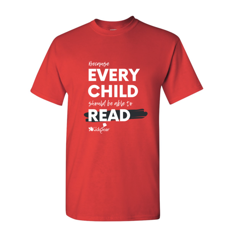Because Every Child Should Be Able To Read