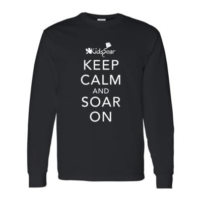 Keep Calm T-Shirt (Long Sleeve)