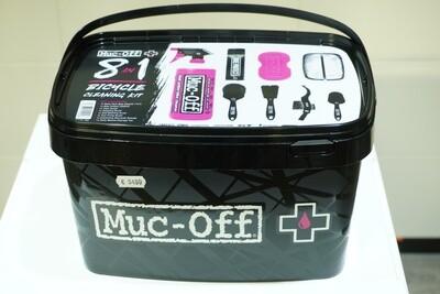 Kit Muc-Off 8 en 1