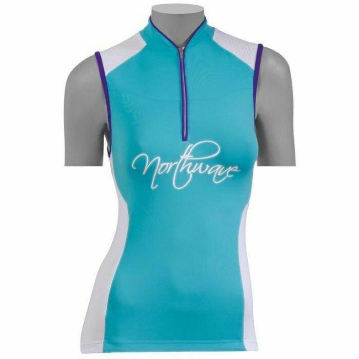 NorthWave - Venus Jersey Sleeve Light Blue