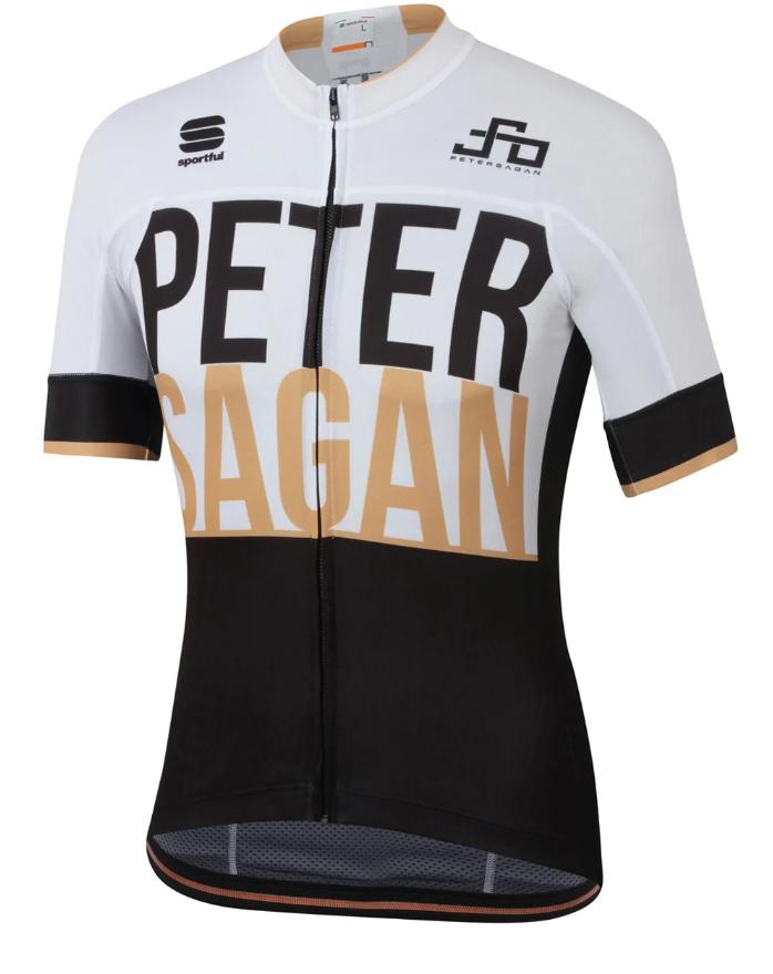 SportFul - Maillot PETER SAGAN Gold Team Jersey