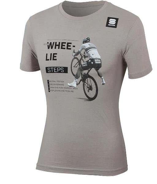 SportFul - T-Shirt WheeLIE Peter Sagan