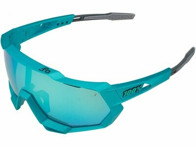 Lunette 100% - Speedtrap Le SAGAN PETER Topaz Limited Edition