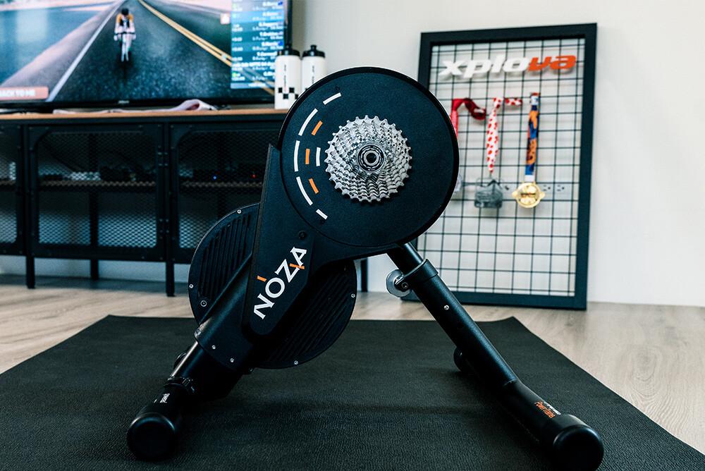 XPLOVA NOZA S Home Trainer connecté