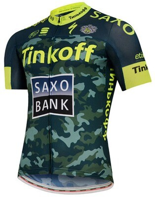 Maillot Sportful Team Tinkoff SaxoBANK Camouflage
