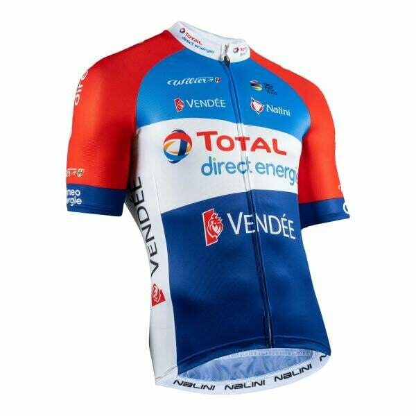 NALINI : MAILLOT MOA TOTAL DIRECT ENERGIE VENDEE 2020