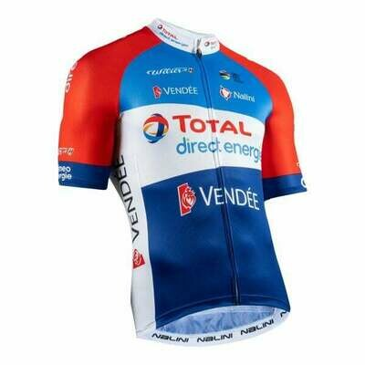NALINI : MAILLOT TOTAL DIRECT ENERGIE VENDEE 2020