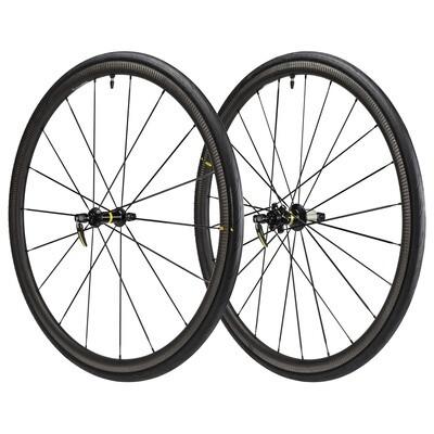 Paire de roues MAVIC - Ksyrium pro Carbone SL PATINS
