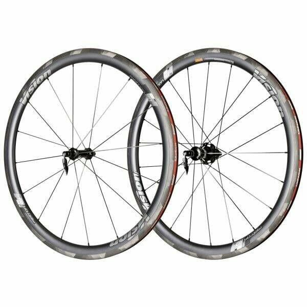 Vision Metron 40 SL pneus
