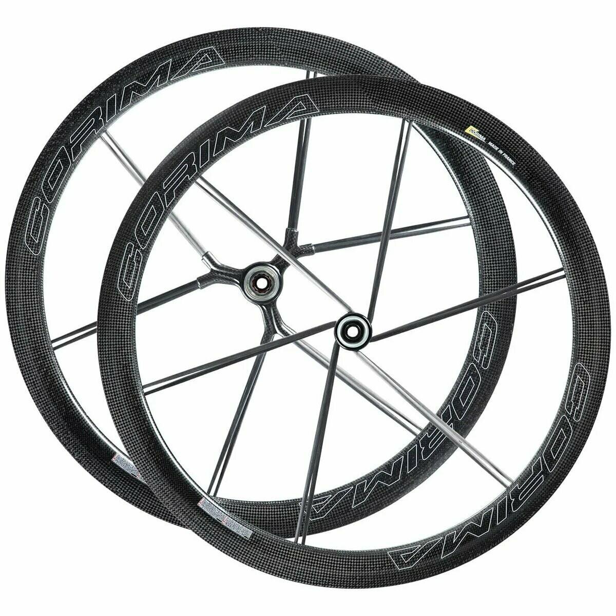 Corima MCC WS+ DX 47mm pneus/disques