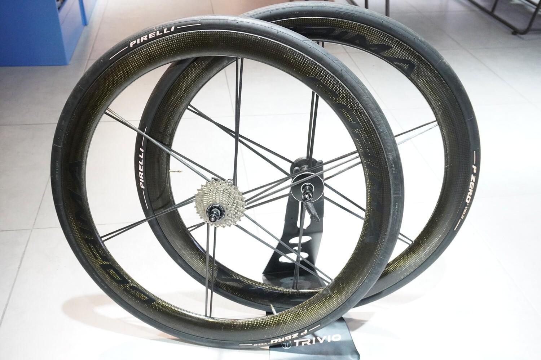 Corima MCC WS+ 47mm pneus/patins 2020 TEST 500km