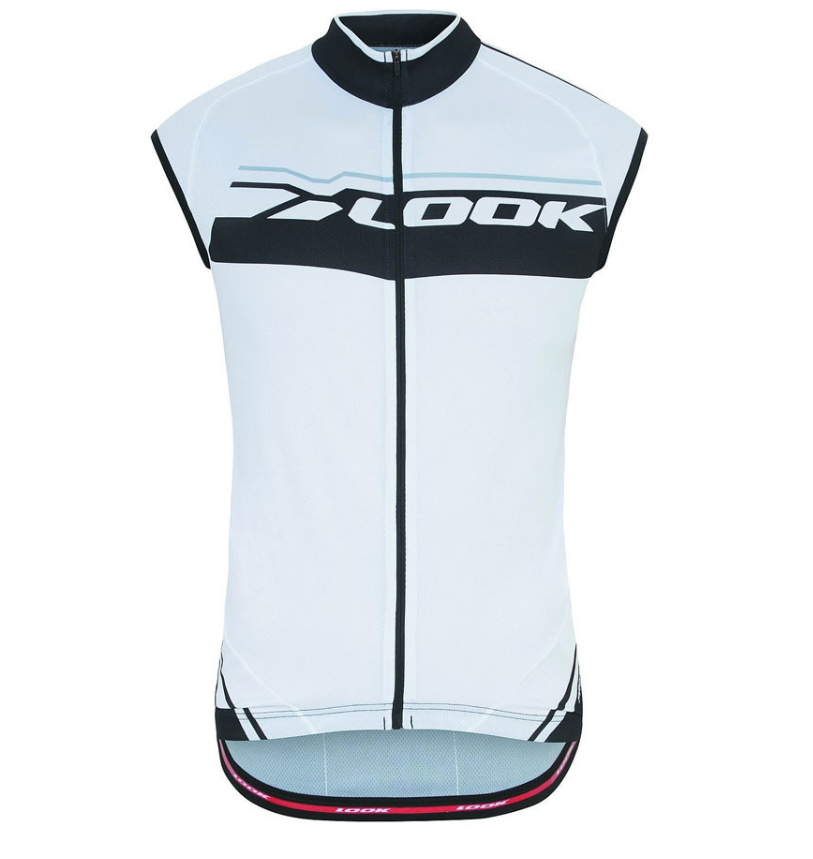 Maillot Look SL Proteam Blanc