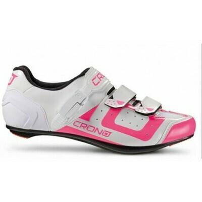 Crono CR3 Nylon White/Pink