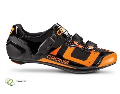 Crono CR3 Nylon Black/Orange