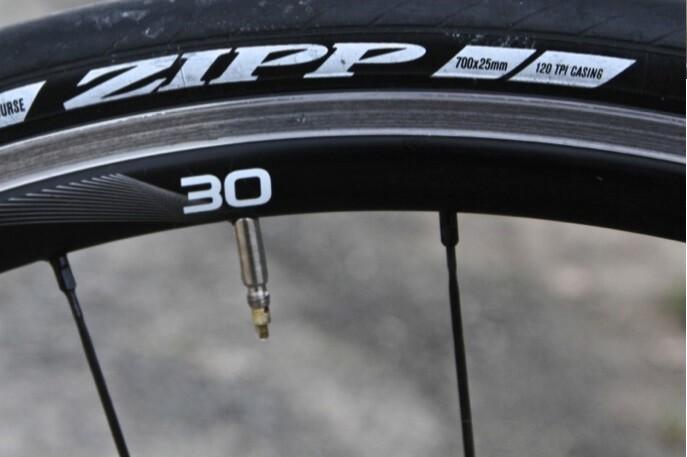 Pneu Zipp SPEED 700x25C