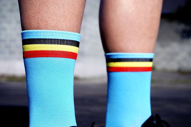 Chaussettes GJ Team Belgium
