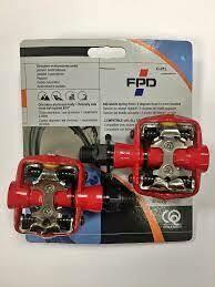 Pédales FPD C-21L SPD