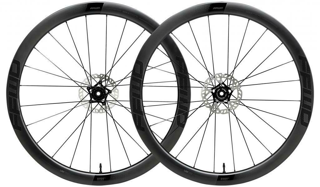 Roues de roues RYOT | FFWD à pneus disc