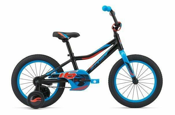 Vélo enfant ANIMATOR GIANT 16''