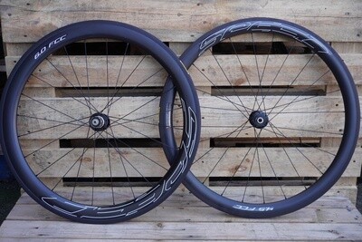 Speed 45/60mm carbone patins white