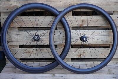 Speed 45/60mm carbone patins black