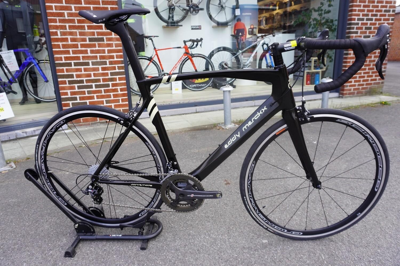 Eddy Merckx SanRemo 76 2020 full Carbone Campagnolo Potenza 2x 11 vitesses