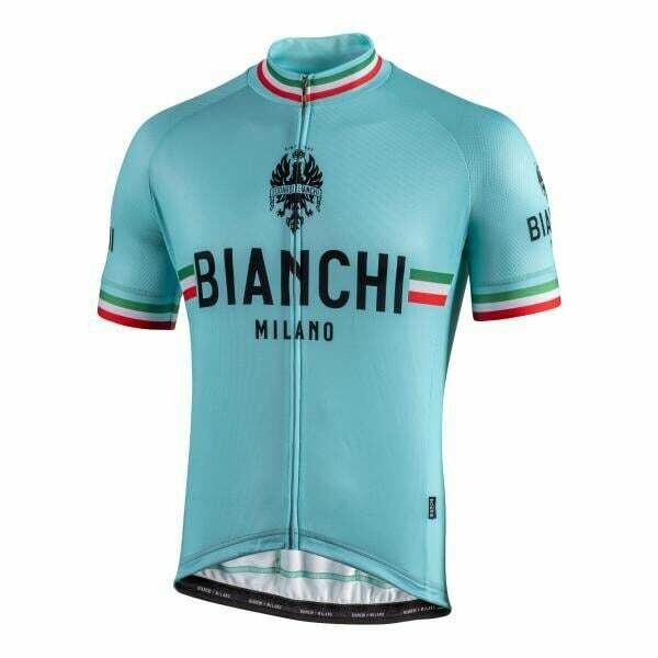 Maillot Bianchi ISALLE Milano 2021 CELESTE