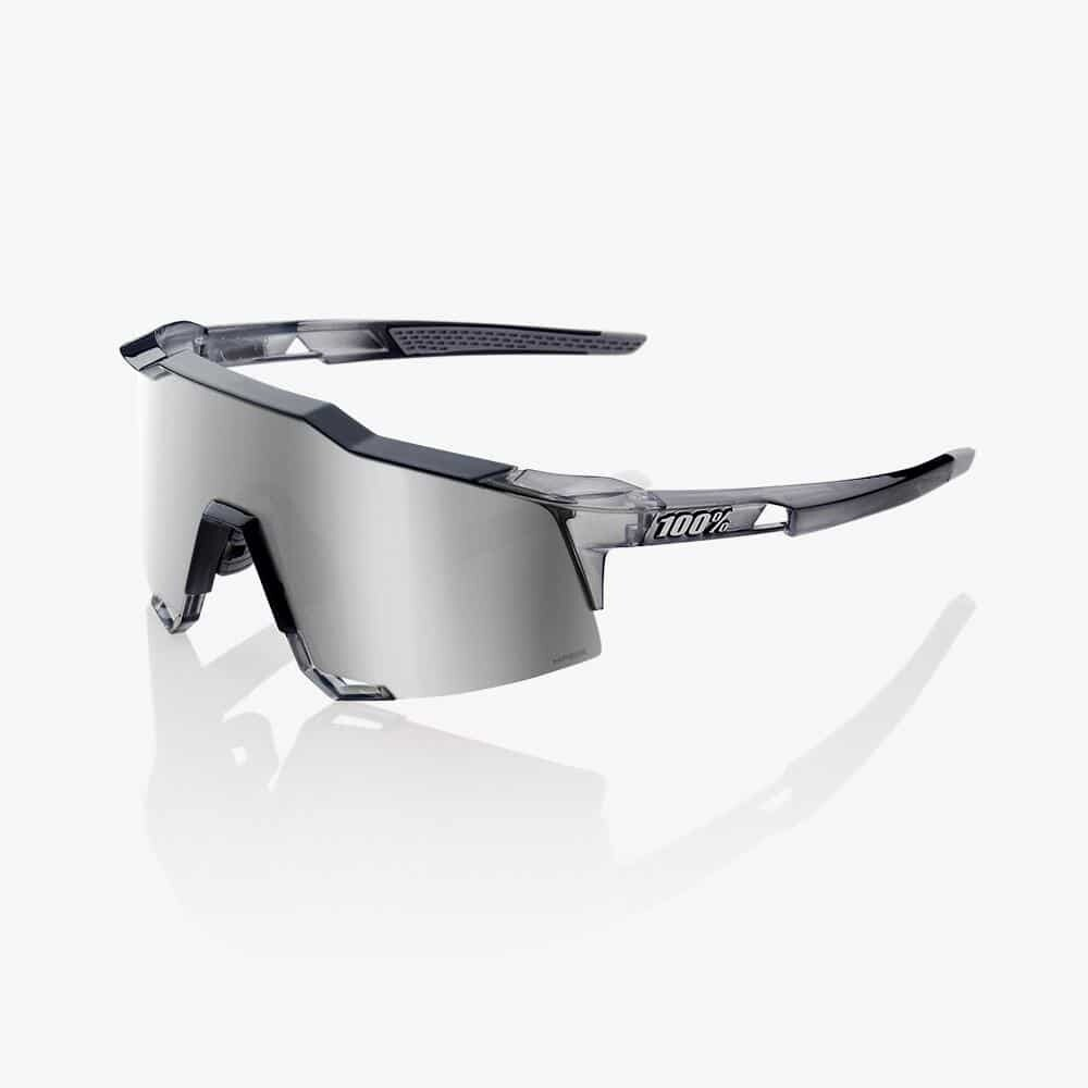 100% Speedcraft Hiper Polished Translucent Crystal Grey