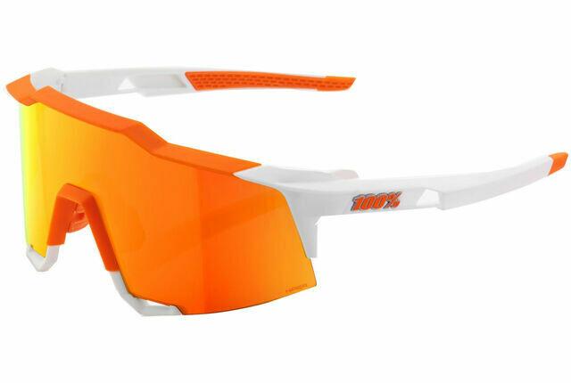 100% Speedcraft Hiper Orange White