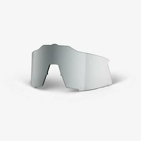 Verre 100% Speedcraft Hiper Silver Multilayer Replacement Lens