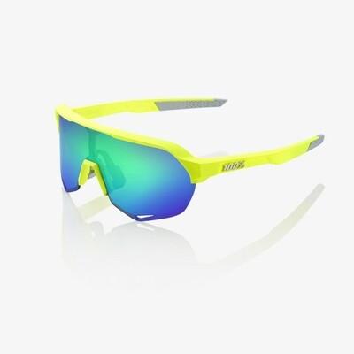 100% S2 Mirror Yellow Fluo