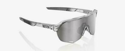 100% S2 Hiper Translucent Grey