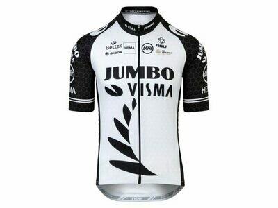 Maillot Jumbo Visma 2020-21 Champion de Nouvelle Zelande Georges Bennett