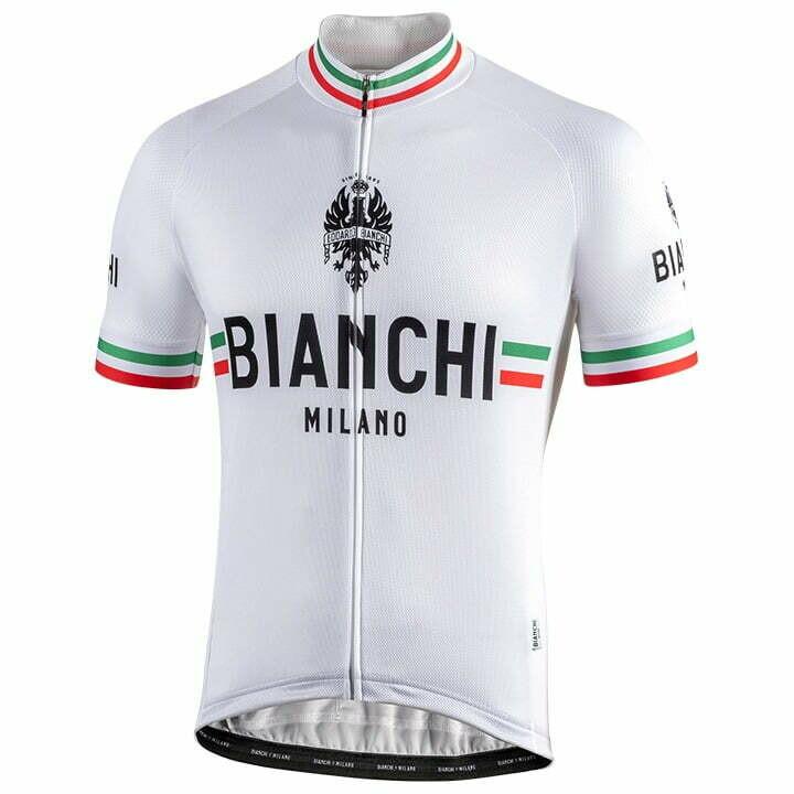 Maillot Bianchi ISALLE MILANO 2021 BIANCO