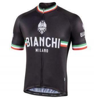 Maillot Bianchi ISALLE MILANO 2021 NERO