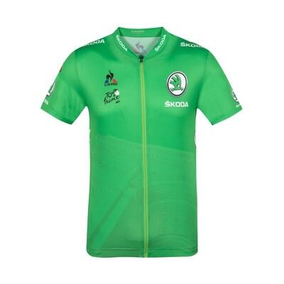 Tour de France - Maillot Vert Le Coq Sportif Officiel
