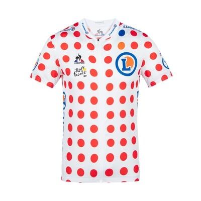 Tour de France - Maillot A Pois Le Coq Sportif Officiel
