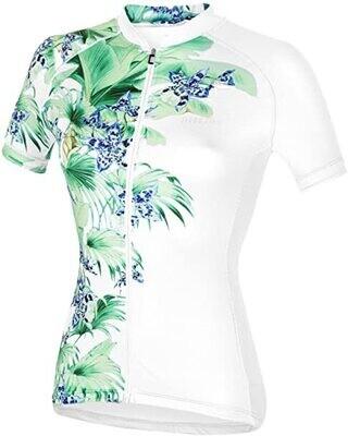 Maillot Dame ZeroRH+ :  Venus Flora jersey