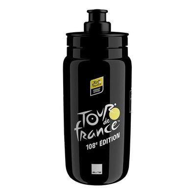 Bidon ELITE FLY - Tour de France 2021 500ML MAPS BLACK
