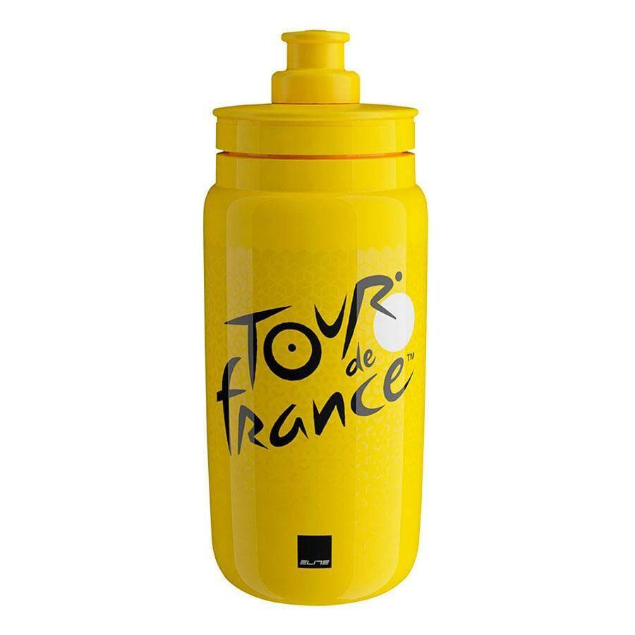 Bidon ELITE FLY- Tour de France 2021 500ML YELLOW