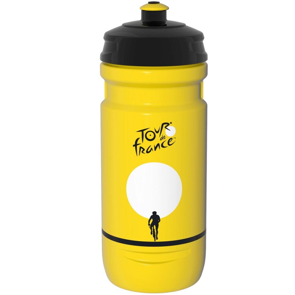 Bidon Tour de France jaune