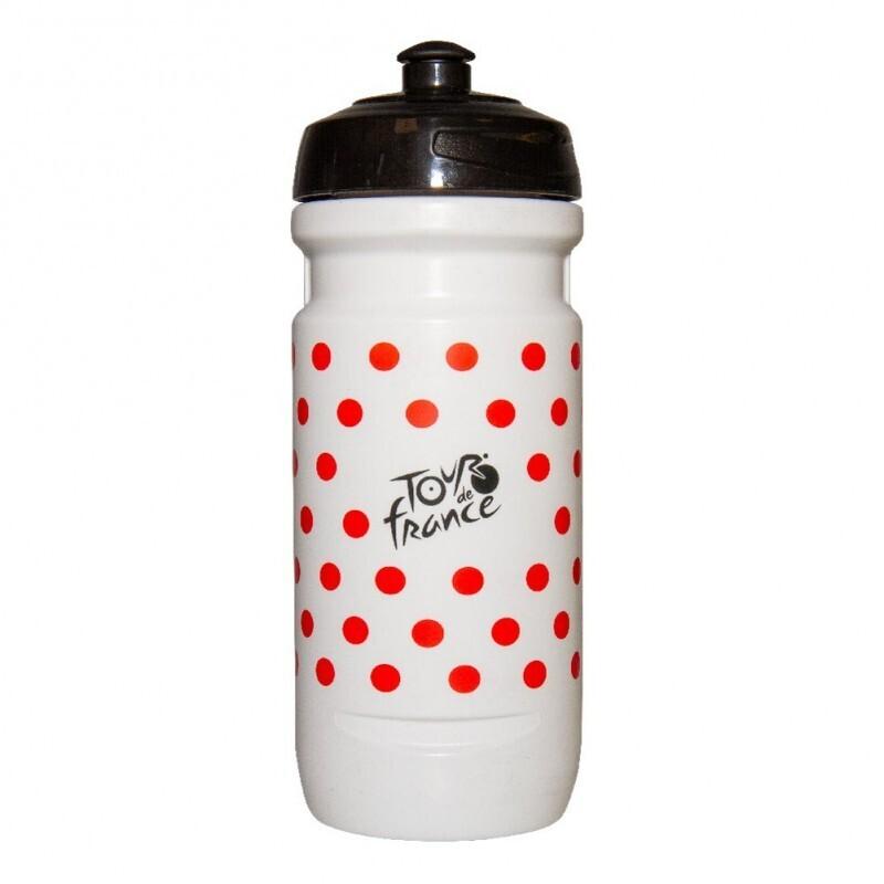 Bidon Tour de France à pois