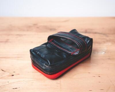 saccoche de selle - Bicloo upcycling