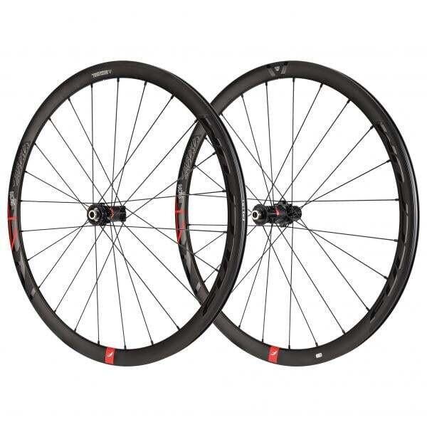 Fulcrum Racing 4 Disc pneus