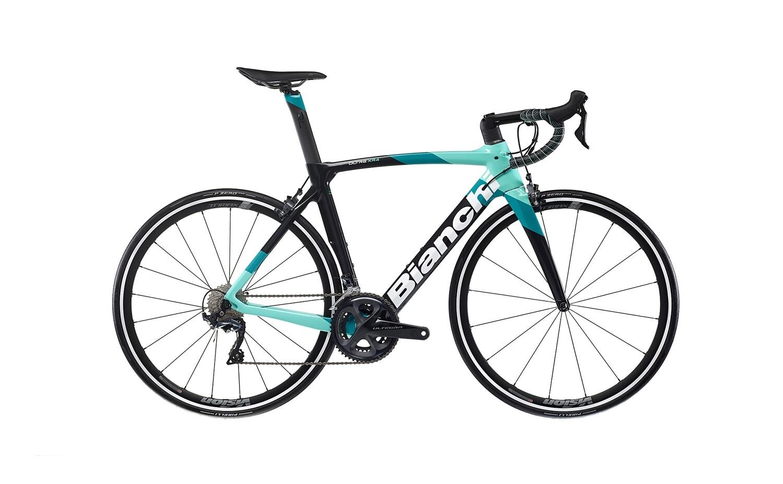 Bianchi Oltre XR4 Céleste 2022 R8000